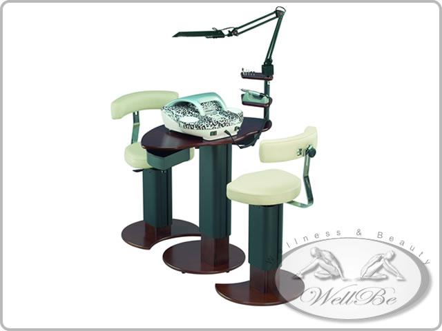 Tavolo Da Lavoro Ricostruzione Unghie : Tavolo per manicure vendita on line arredo e prodotti per centri