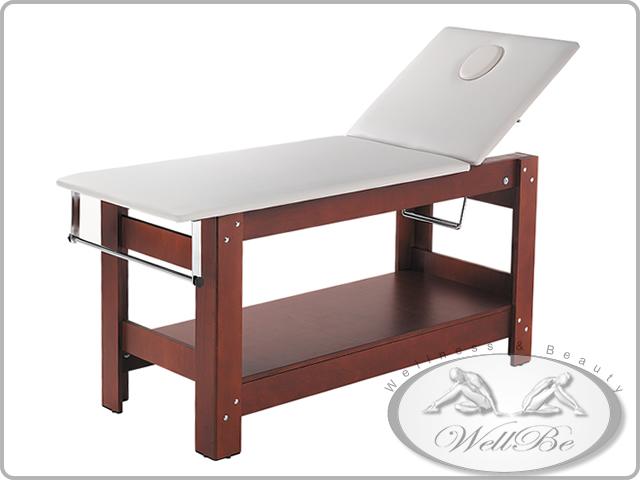 Lettino Massaggio In Legno.Lettino Da Massaggio Proposte Di Arredo Per Centri Estetici