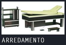Prodotti per estetiste forniture centri estetici for Arredamento estetista